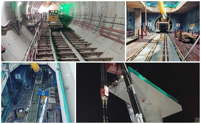 Tunneling Work, T-Girders: Check Delhi Metro's Phase 4 Project Status Here
