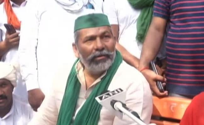 """Will Hold Our Own """"Parliament"""" Sessions At Jantar Mantar: Farmers' Leader Rakesh Tikait"""