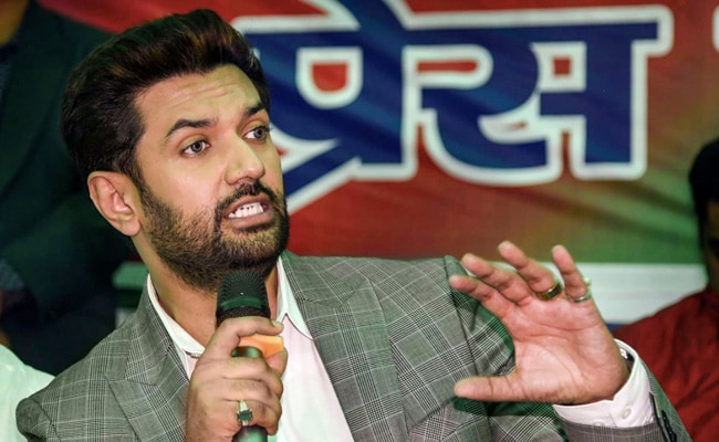 'Not My Blood': The Statement That Saw Chirag Paswan's Uncle Turn On Him