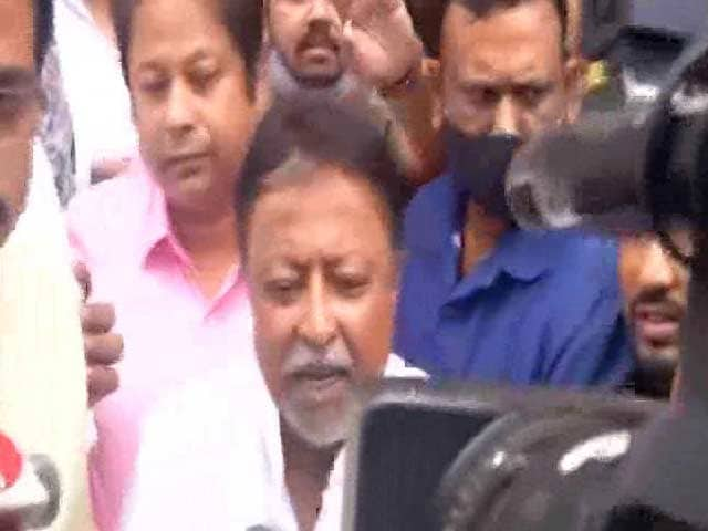 Video : Mukul Roy, BJP's First Trinamool Import, Set For Homecoming