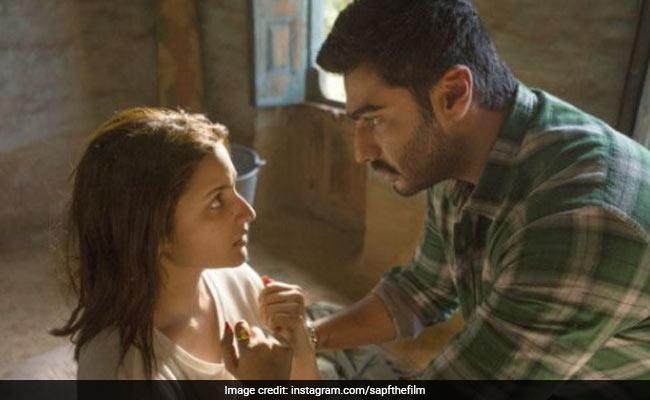 Sandeep Aur Pinky Faraar: Parineeti Chopra Reveals She 'Didn't Shower For Two Days' For This Scene