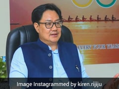 """Tokyo Games: """"There Can't Be Any Discrimination,"""" Says Kiren Rijiju On Additional COVID Restriction For India's Olympic-Bound"""