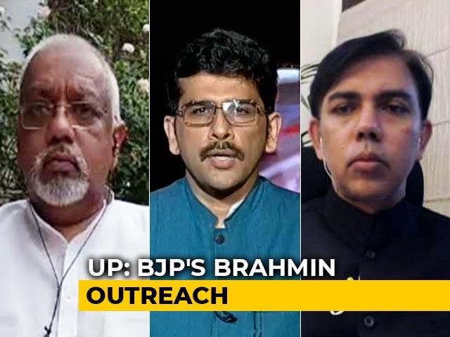 Video : Amid UP Turmoil, Chief Minister Yogi Adityanath In Delhi