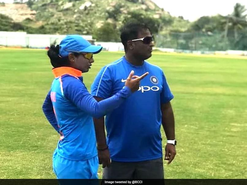 "Mithali Raj Wants People to ""Forward"" From 2018 Ramesh Powar |  Cricket News"