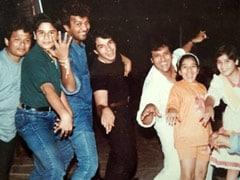 "How ""<I>Mama</i>"" Govinda Used To Party With Krushna Abhishek And Arti Singh"