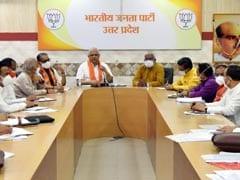 "BJP's ""Feedback"" Drive Before UP Polls Amid Concerns Over Yogi Adityanath"