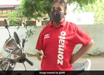 This Young Woman From Hyderabad Becomes Food Delivery Executive - The Reason Will Impress You