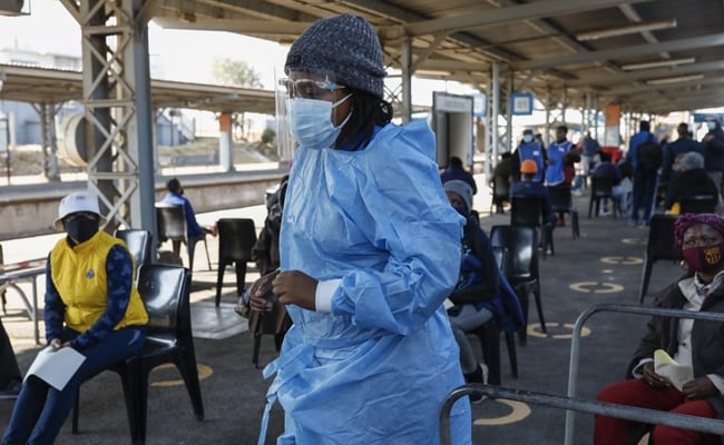 Africa Facing 'Brutal' Third Wave Of Pandemic As Vaccination Slows