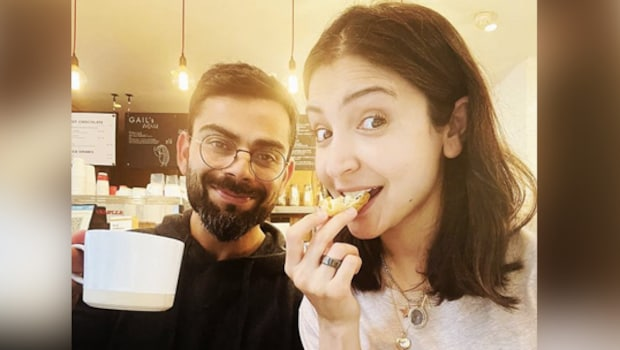 Virat Kohli And Anushka Sharma's Lunch Date Features A Bowl Of Chickpea Salad. Take A Look