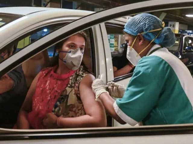 Video : Delhi's Walk-In Vaccinations Help Achieve Highest Vaccinations In A Month