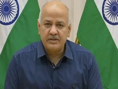 """""""No Greater Fraud"""": Manish Sisodia On Centre Refusing Oxygen Deaths Panel"""