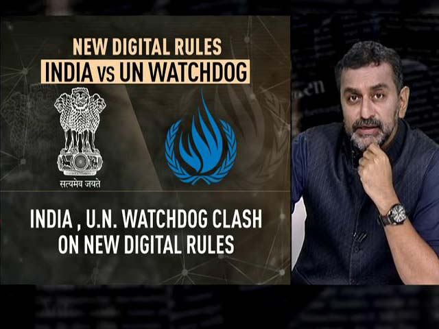 Video : India's New Digital Media Rules Raise Global Red Flags