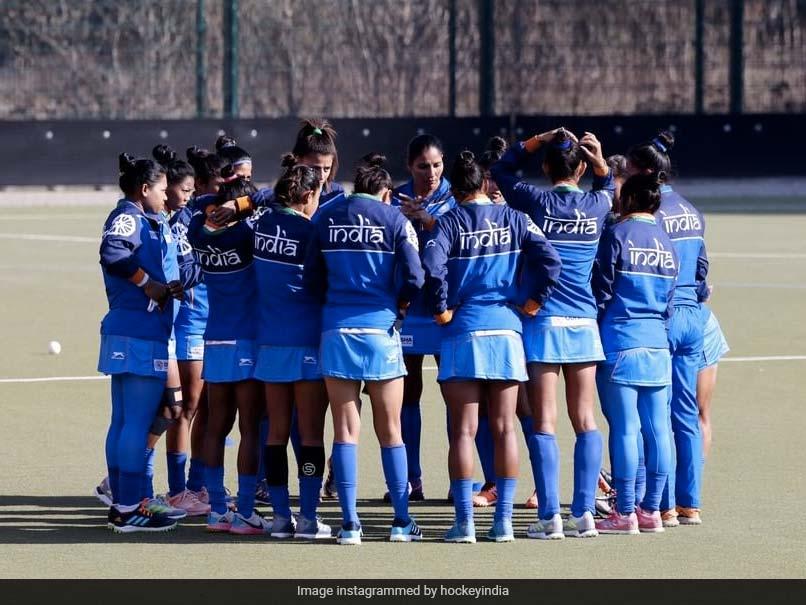 Olympics: Indian Women's Hockey Team Training On Tokyo Time  Hockey News