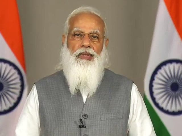 Video : India As A Nation Is Adaptable And Agile, Says PM Modi