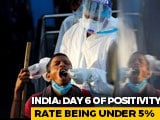 Video : India Sees Lowest Daily Rise Since April 2 With 80,834 Fresh Covid Cases