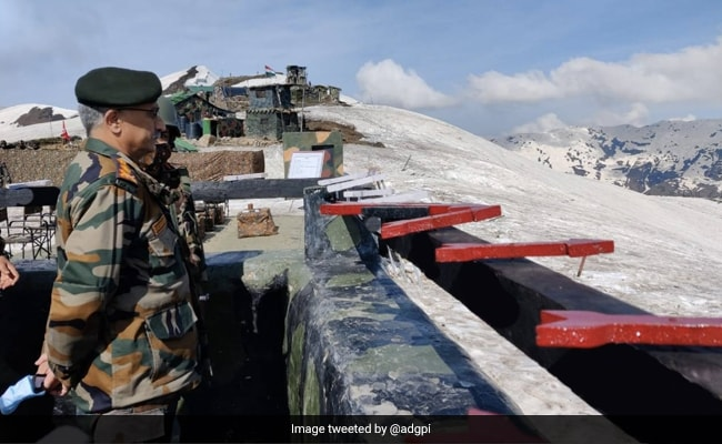 Signs Of Normalcy In J&K, Onus Of LoC Ceasefire Longevity On Pak: Army Chief