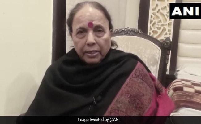 Senior Congress leader Indira Hridayesh Dies At 80