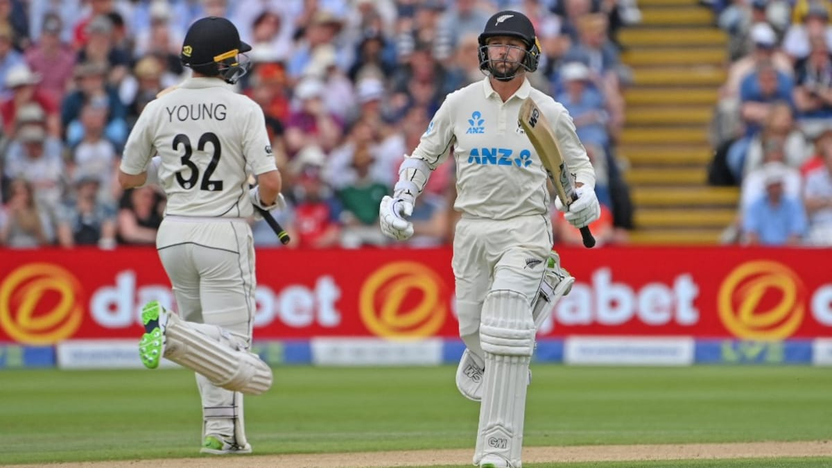 ENG vs NZ, 2nd Test: Will Young, Devon Conway Star For New Zealand On Day 2