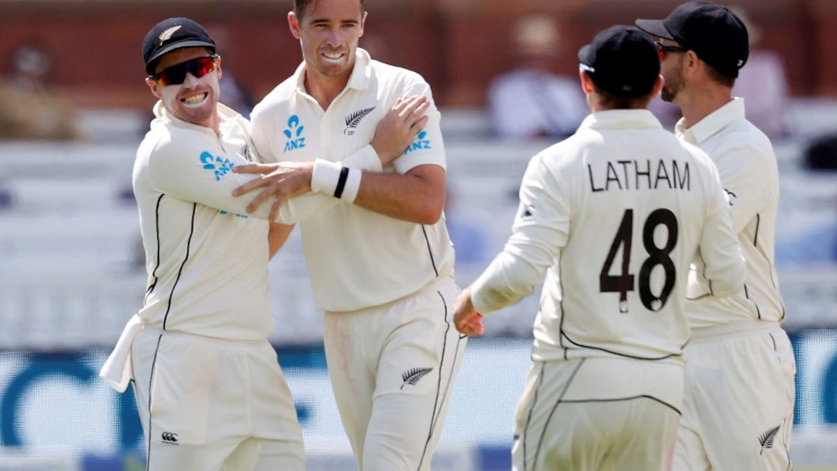 """England vs New Zealand: Tim Southee Confident New Zealand Can """"Push On"""" On Last Day Of 1st Test 