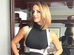 """Sussanne Khan Can't Get Over Her """"Edgy"""" New Look And Neither Can We"""