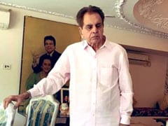 Dilip Kumar Likely To Be Discharged From The Hospital On Thursday