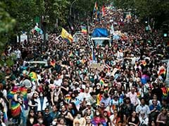 Thousands Turn Out For Paris Pride March