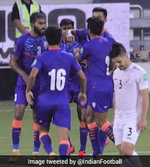 Watch: Afghanistan Goalkeeper's ROFL Own Goal Helps India Seal A Draw