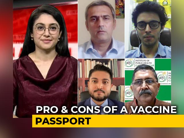 Video : Unlocking The World With Vaccine Passport: All You Need to Know