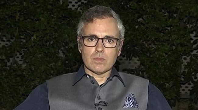 """Are Taliban Terrorists Or Not"": Omar Abdullah On India-Afghanistan Talks"