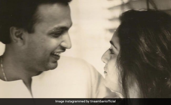 'The Wind Beneath My Wings': To Anil Ambani On His Birthday, From Wife Tina