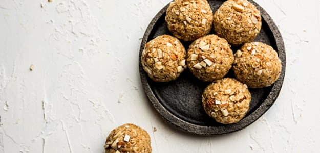 Want Extra Kick Of Protein In Your Diet? Nosh On This Protein Ladoo OrEnergy Ball