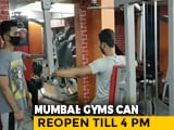 Video : Gyms In Mumbai, Thane Allowed To Reopen With Conditions