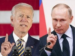 Face-Off Awaits US President Biden, Russia's Putin In Tense Geneva Summit