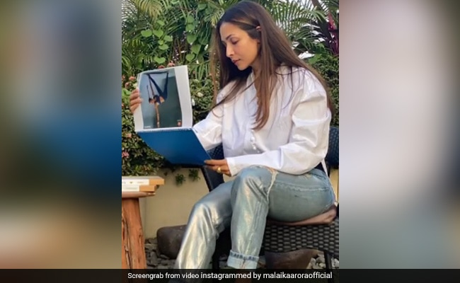 The Many Shades Of Malaika Arora, From 'Warm As The Sun' To 'Silly As Fun'