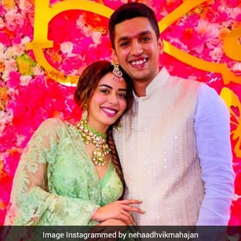 Sana Sayyad's Magical Pastel Mehendi Outfit Is Every Summer Brides Dream Come True