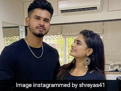 """Tiger Shroff Reacts To Shreyas Iyer's """"Sister vs Brother"""" Instagram Video"""