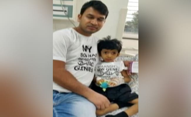 3-Year-Old Hyderabad Boy Needed Rs 16 Crore Injection. How People Helped
