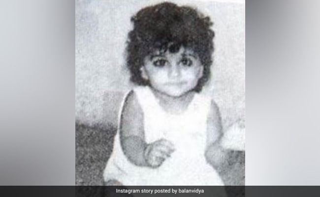 This Cutie Grew Up To Write Her Own Kahaani In Bollywood