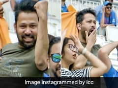Ind Vs NZ: अजिंक्य रहाणे हुए Out तो ICC ने किया भारतीय फैन को Troll, ऐसे उड़ गई चेहरे से मुस्कान - देखें Video
