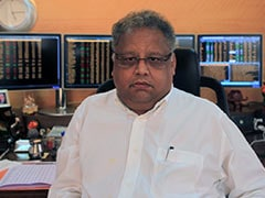 Rakesh Jhunjhunwala Buys Stake In State-Run Steel Maker SAIL