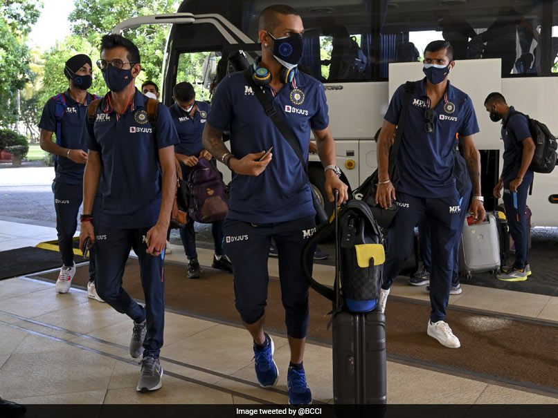 Sri Lanka vs India: Shikhar Dhawan-Led Side Arrives In Colombo