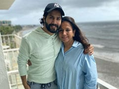 """""""Thanks For Being My Strength And Conscience"""": Varun Dhawan's Adorable Birthday Post For His Mother Karuna"""
