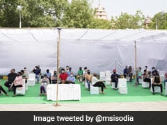 Special Vaccination Centre Set Up In Delhi For People Going Abroad For Studies, Work