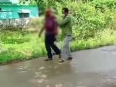 Video Shows Injured Karnataka Doctor, 50, Assaulted After Boy's Death