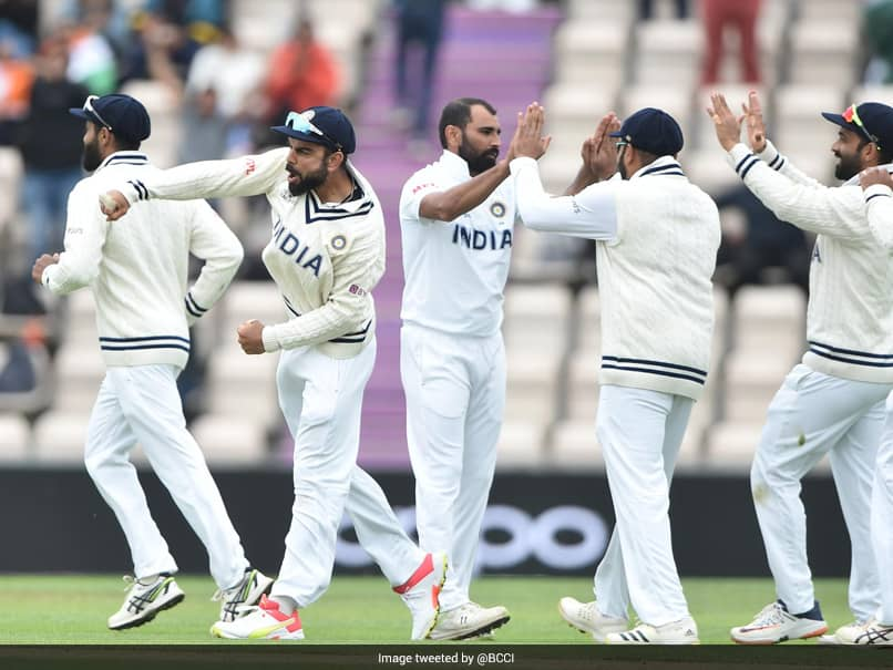 , India vs New Zealand WTC Final Live Score, Day 5: Mohammed Shami, Ishant Sharma Strikes Put India On Top At Lunch   Cricket News,
