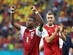 """Euro 2020: """"Underdogs"""" Austria Hoping For Exploit Against Italy"""