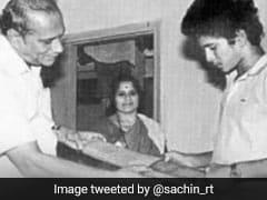 Father's Day 2021: Sachin Tendulkar Takes A Trip Down Memory Lane, Hardik Pandya And Other Cricket Stars Extend Greeting As Well