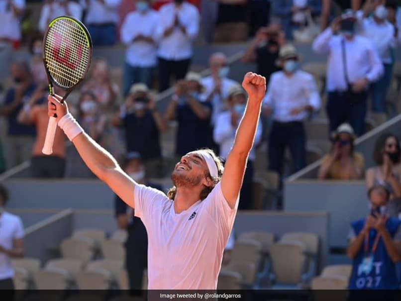 French Open: Stefanos Tsitsipas Beats Alexander Zverev In 5-Set Thriller To Reach Final