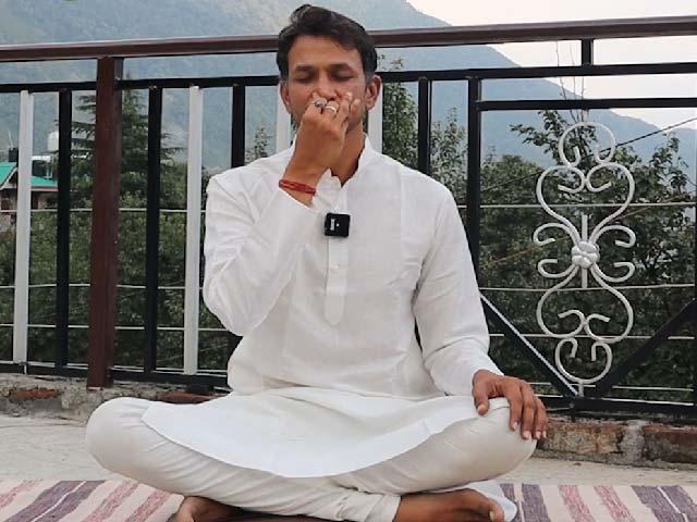 Video : International Yoga Day 2021: Three Exercises To Improve Breathing