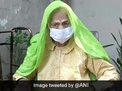 99-Year-Old Gurugram Woman Beats Covid In Home Quarantine